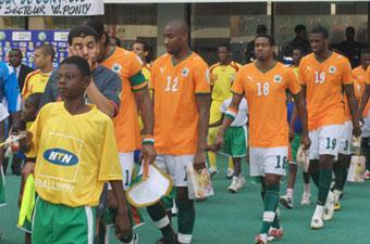 CAN 2008 : A Takoradi c'est fini !