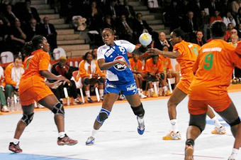 Handball / Eliminatoires des JO-2008, en France : Deux joueuses ivoiriennes se sont enfuies