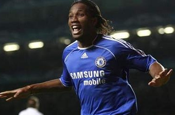 Football/ Chelsea, Drogba : «Simplement content»