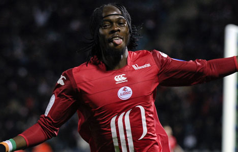 Gervinho a son record