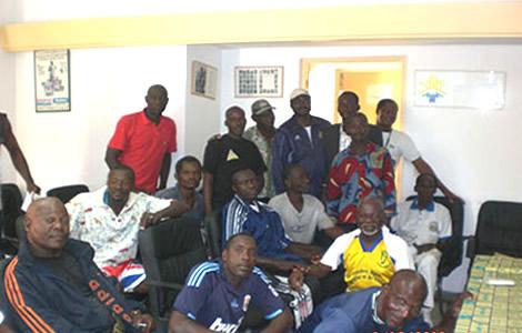 Les entraineurs ivoiriens se mettent au niveau international