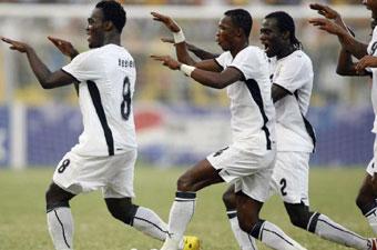 CAN 2008 1/4 de finale Ghana- Nigeria : Le Ghana rêve éveillé