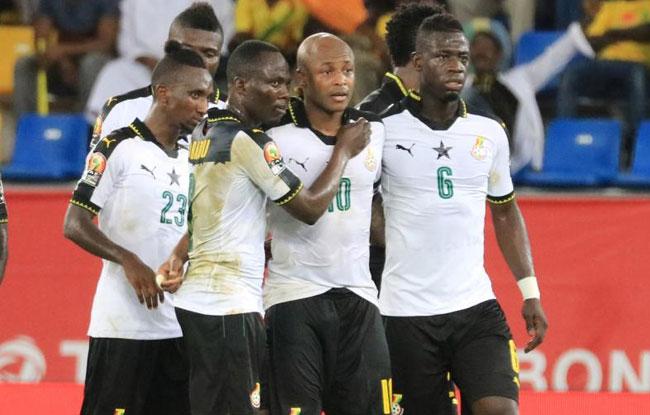Le Ghana se frotte au Cameroun