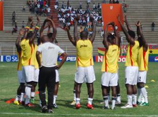 Le Ghana déjà sur le pied de guerre