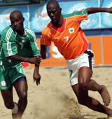 Eliminatoires Mondial Beach soccer : Tirage favorable pour les Ivoiriens
