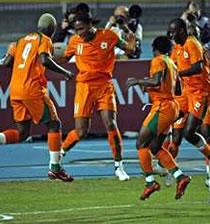 Football/ Préparation CAN 2008: Les Eléphants face à la suède et un club espagnol