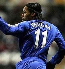 Football/ Ballon d'Or FF 2007 : Drogba manque la marche