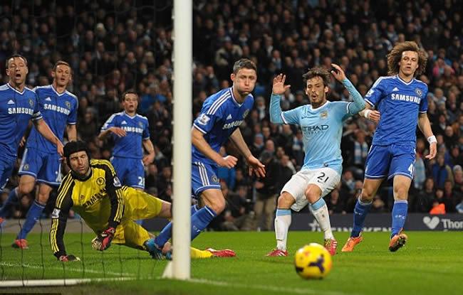 Manchester City perd la tête