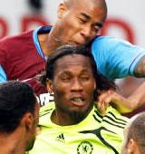 Football/ Sélection nationale Senior : Drogba incertain face au Gabon
