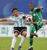 Football/ Demi-finale Coupe du Monde U17 : Le Nigeria poursuit sa marche triomphale