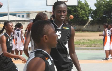 CSA:  Fofana Minata de retour