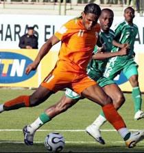 Football / Footballeur africain BBC 2007 : Drogba encore en scelle