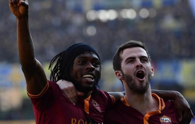 Gervinho libère la Roma