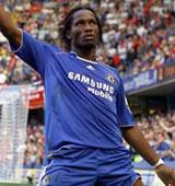 Football/ Chelsea: Drogba, une légende de Stamford Bridge