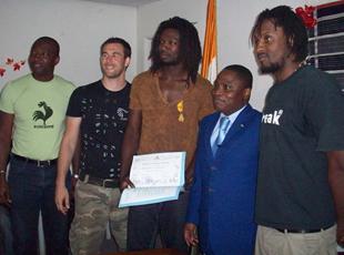 Karaboué, Abalo et Abati font des heureux