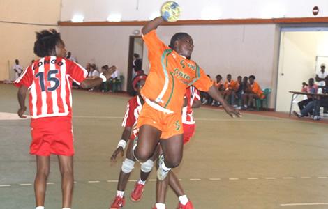 La Côte d'Ivoire représentée dans une catégorie