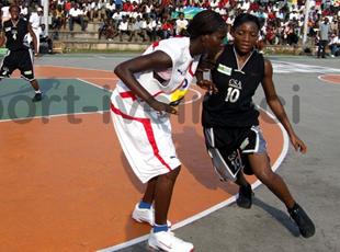 Les Ivoiriennes réussissent la passe de trois