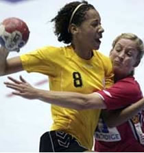 Handball / Mondial féminin : la bonne performance des Angolaises
