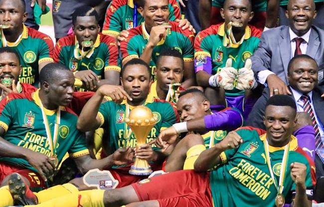 Le Cameroun a sa 5è étoile