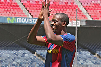 Football/ FC Barcelone : Yaya veut finir au Barça
