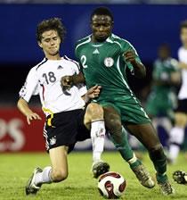 Football/ Demi-finale Mondial U17: Le Nigeria rejoint l'Espagne en finale