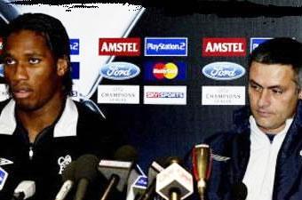Football/ Transfert: Drogba - Mourinho vers Milan