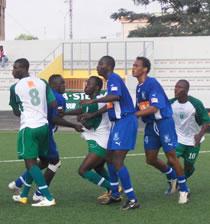 Football/ 23e  journée Ligue C.I : La JCA met le feu aux Magnans