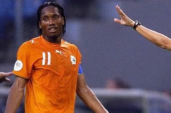 Football/ Interview, Didier Drogba: