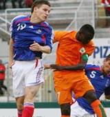 Football/ ½ finale Tournoi de Toulon : Les Ivoiriens tombent aux tirs au but