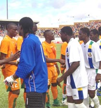 Football/ Eliminatoires CAN 2008, Gabon-Côte d'Ivoire (0-0) : Les Eléphants sont à la CAN