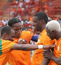 Football/ CAN Ghana 2008: Quel groupe pour les Eléphants de Côte d'Ivoire ?