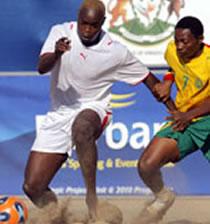 Football / Le Sénégal affronte la France en quarts de finale de la Coupe du monde