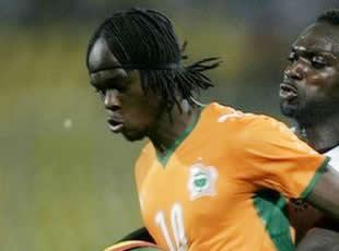 Gervinho et Zogbo absents