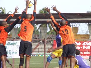 La Soa (H) et l'Asec (D) champions 2009