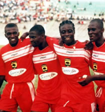 Football/ Match amical international : Bassam tire l'Ashanti Kotoko
