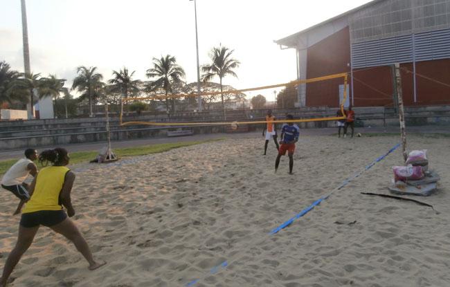 La Côte d'Ivoire en préparation