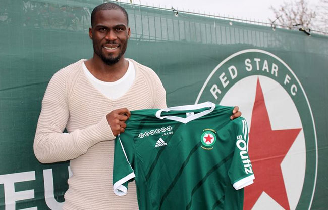 Guy Demel signe au Red Star