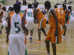 La Côte d'Ivoire domine le Niger au basket et au handball