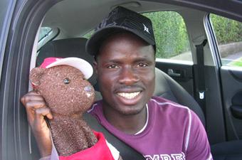 Football/Angleterre, Eboué : « Je suis quelqu'un de bien »