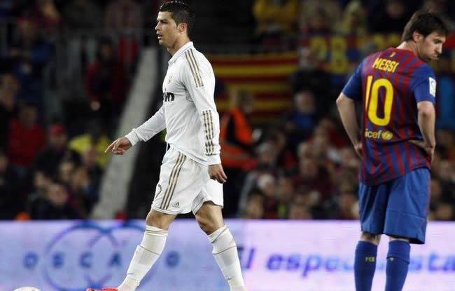 Ronaldo plus riche que Messi
