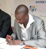 Football : Yaya ambassadeur contre le SIDA