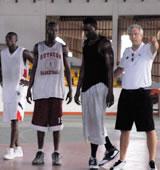 Basket/ CAN masculine Luanda 2007 : Un forfait plane pour la Côte d'Ivoire