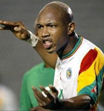 """Football : El Hadji Diouf : """"J'en ai marre, j'arrête"""""""