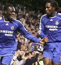 Football/ Joueur FIFA 2007: Trois Africains en lice