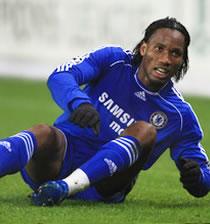 Football/ Didier Drogba : Le genou qui donne froid