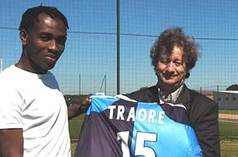 Football/ Transfert : Kandia trois ans à Sochaux
