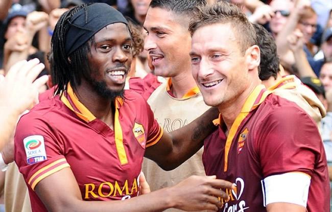 « Totti ne parle pas beaucoup »