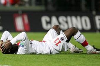 Football/ Paris SG : Coma passager pour Diané