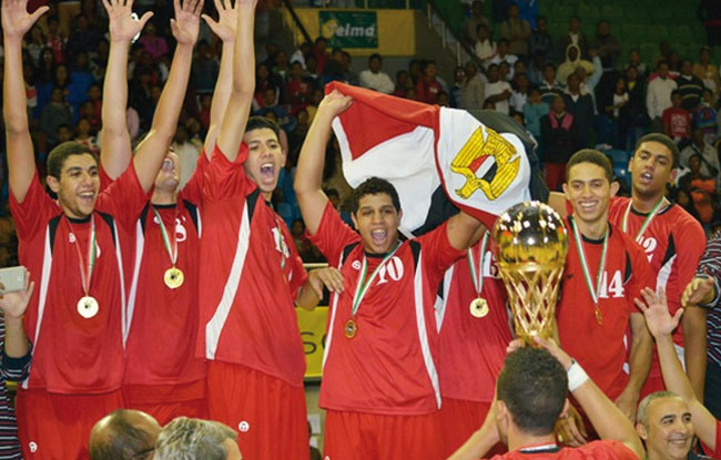 L'Egypte championne d'Afrique