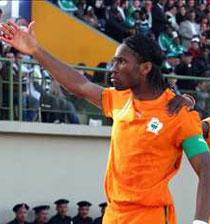 CAN 2008, Côte d'Ivoire: Drogba appelé pour la CAN
